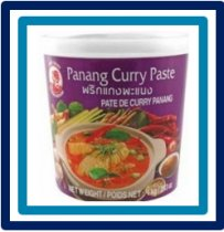 Cock Brand Panang Curry Paste 400 gram