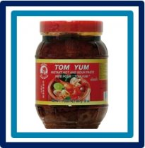 Cock Brand Tom Yum Instant Hot and Sour Paste 900 gram