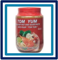 Cock Brand Tom Yum Instant Hot and Sour Paste 454 gram
