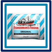 Fisherman's Friend Original No Added Sugar 25 gram