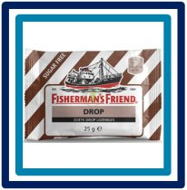 Fisherman's Friend Drop Sugar Free 25 gram