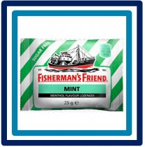 Fisherman's Friend Mint Sugar Free 25 gram