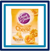 Snack a Jacks Cheese 30 gram