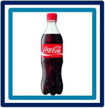 Coca Cola Regular 500 ml