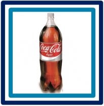 Coca Cola Light 2 liter