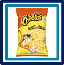 Cheetos Gustosines 35 gram