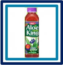 Tropical Aloe Vera Drink Pomegranate 500 ml